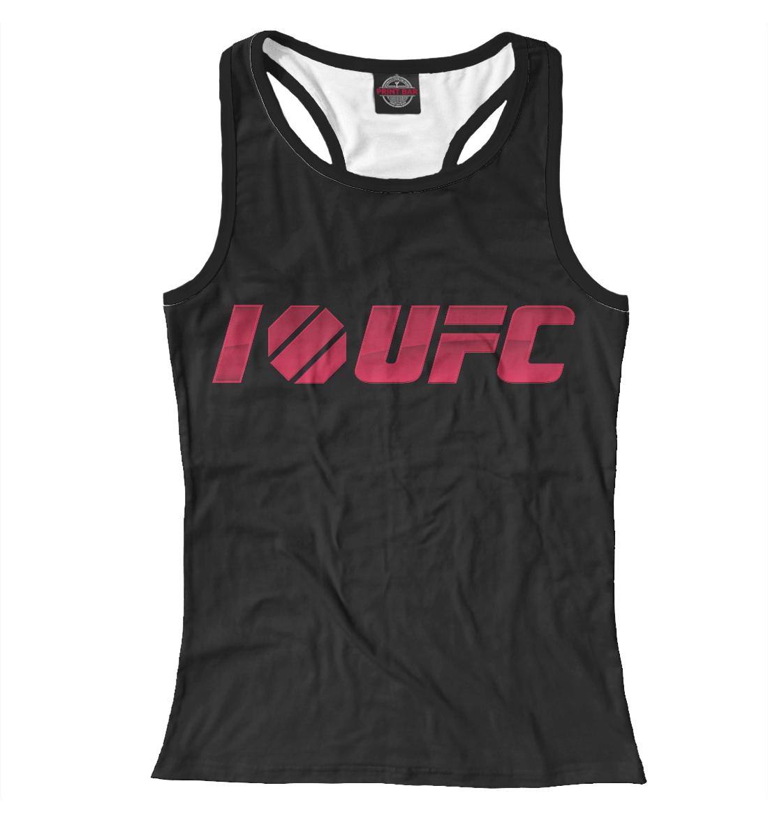 Купить I Love UFC, Printbar, Майки борцовки, MNU-526193-mayb-1