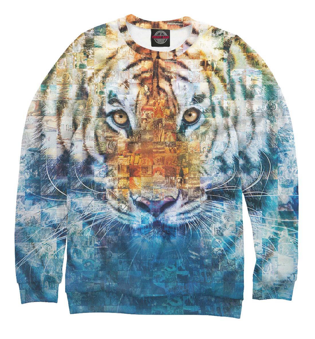 Купить Тигр - Жизнь Пи, Printbar, Свитшоты, HIS-149200-swi-1