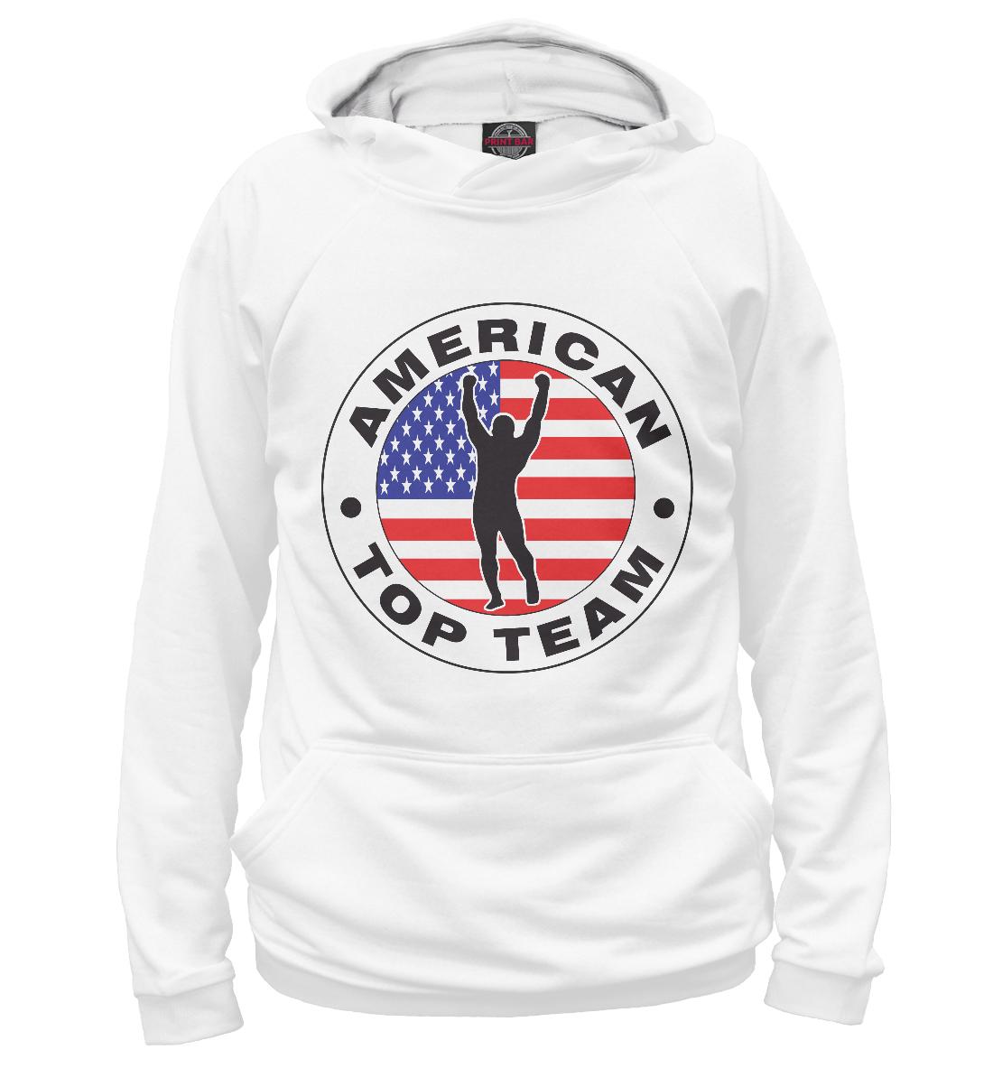 Купить American Top Team, Printbar, Худи, MNU-730226-hud-1