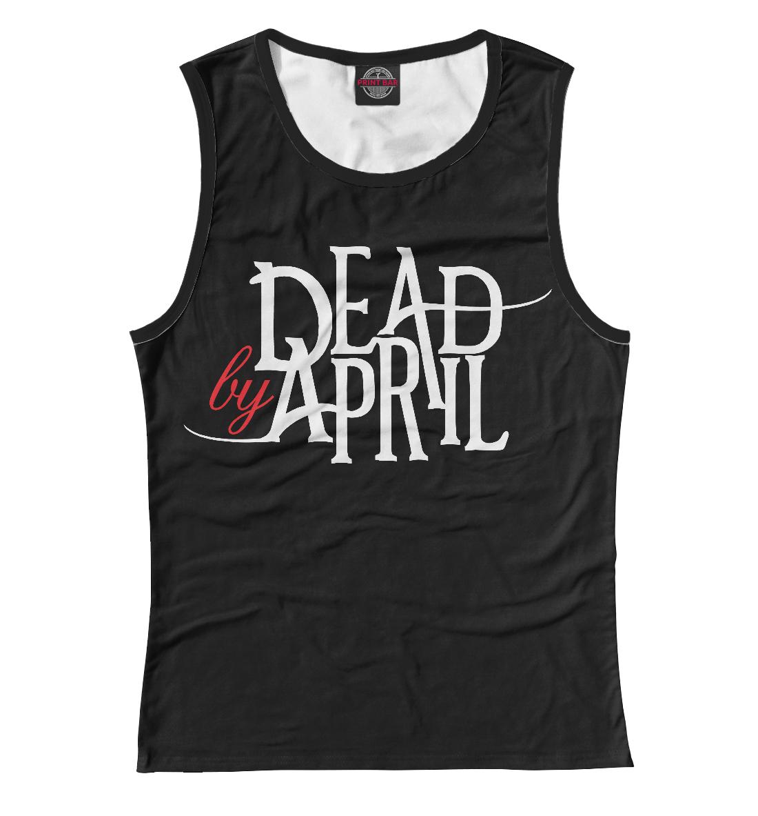 Купить Dead by April, Printbar, Майки, MZK-170732-may-1