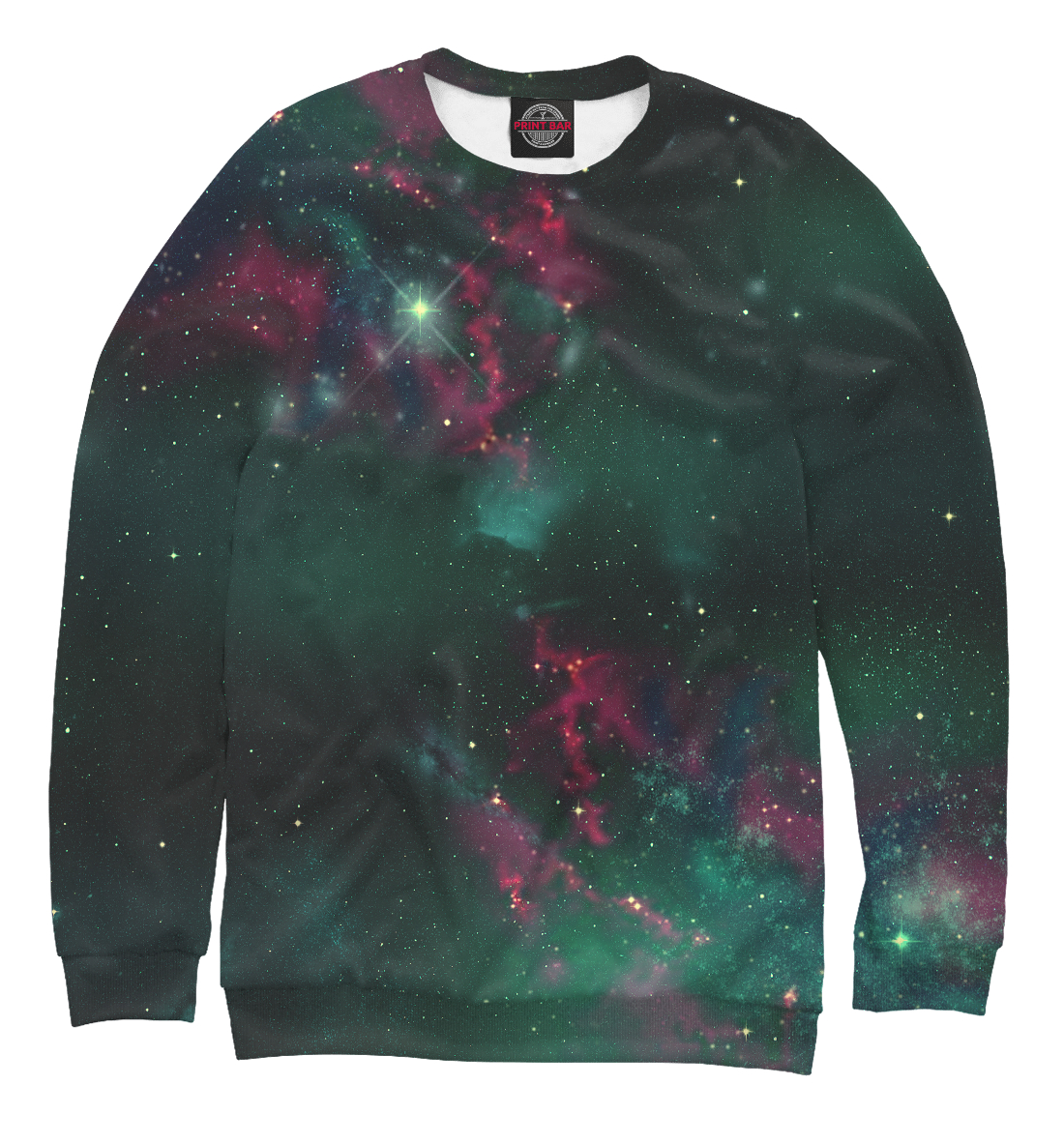 Купить Звёздный путь, Printbar, Свитшоты, SPA-218743-swi-1