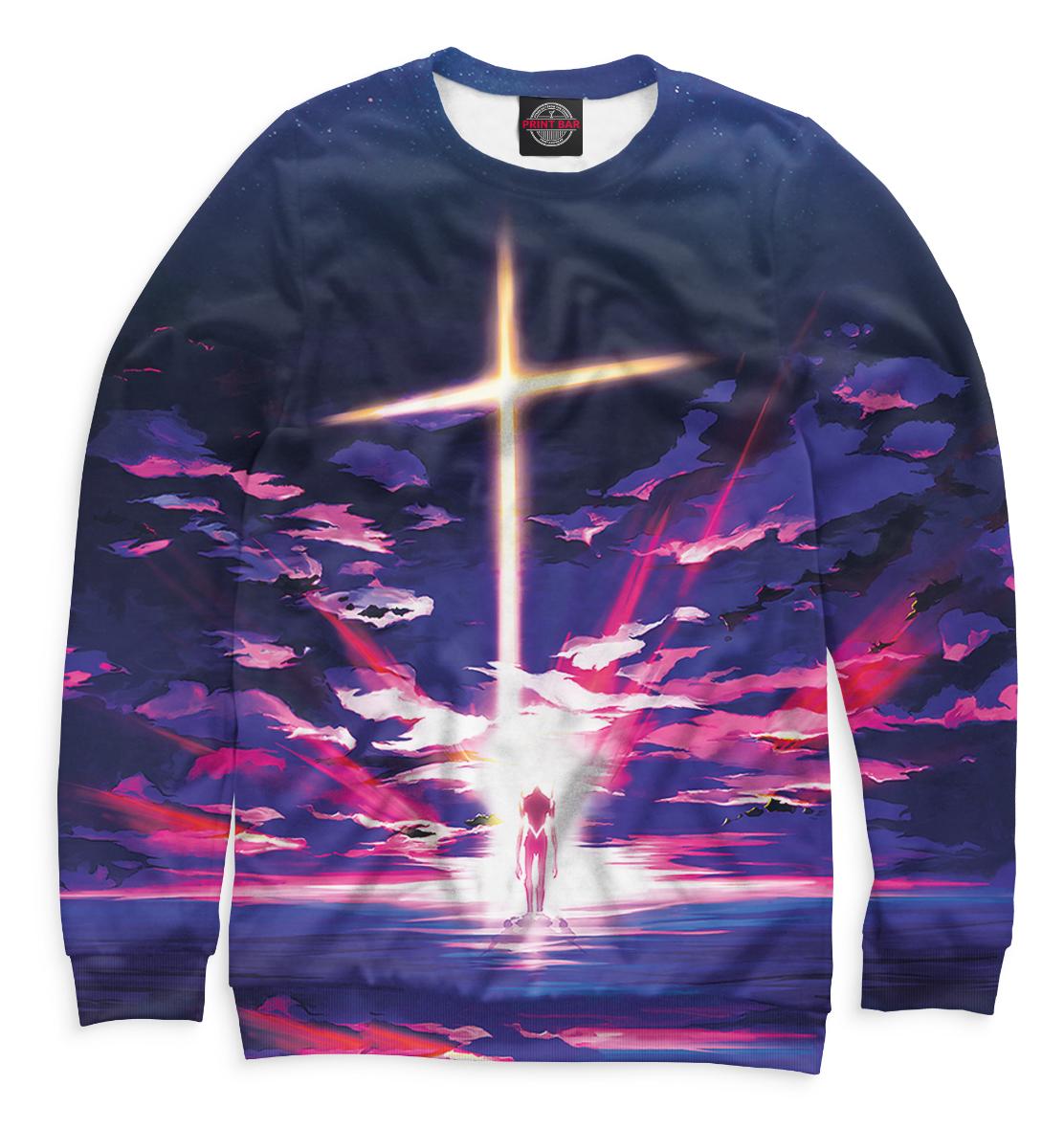 Купить Neon Genesis Evangelion, Printbar, Свитшоты, EVA-534396-swi-2