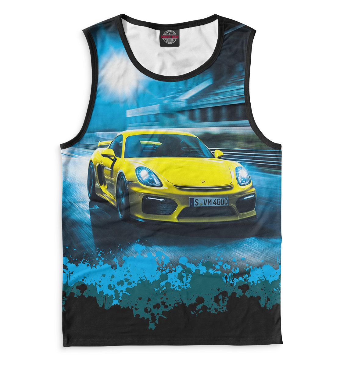 Купить Porsche, Printbar, Майки, SPC-571981-may-2