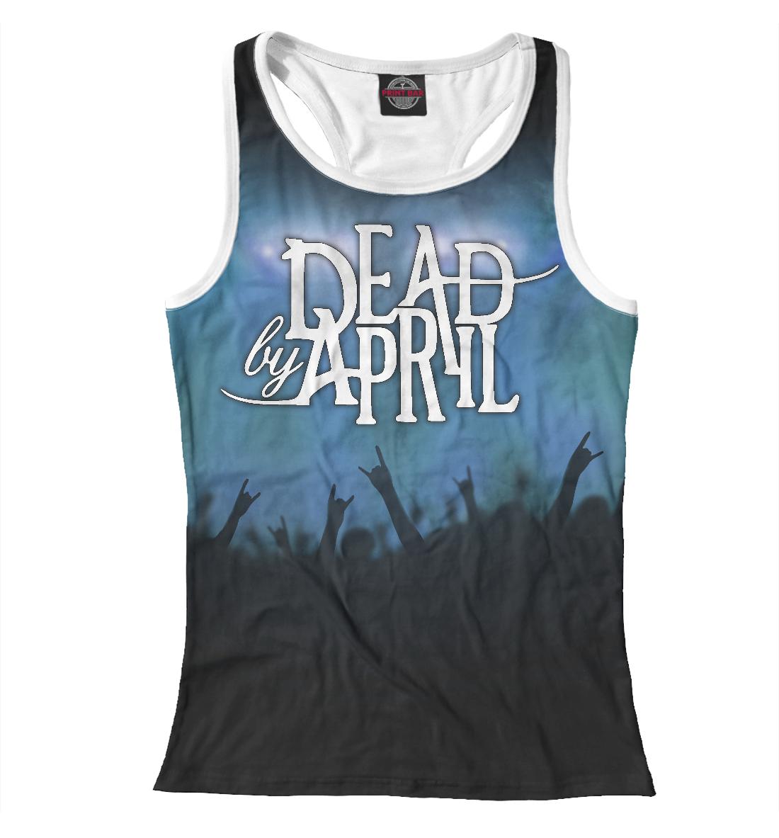 Купить Dead by April, Printbar, Майки борцовки, DBA-986007-mayb-1