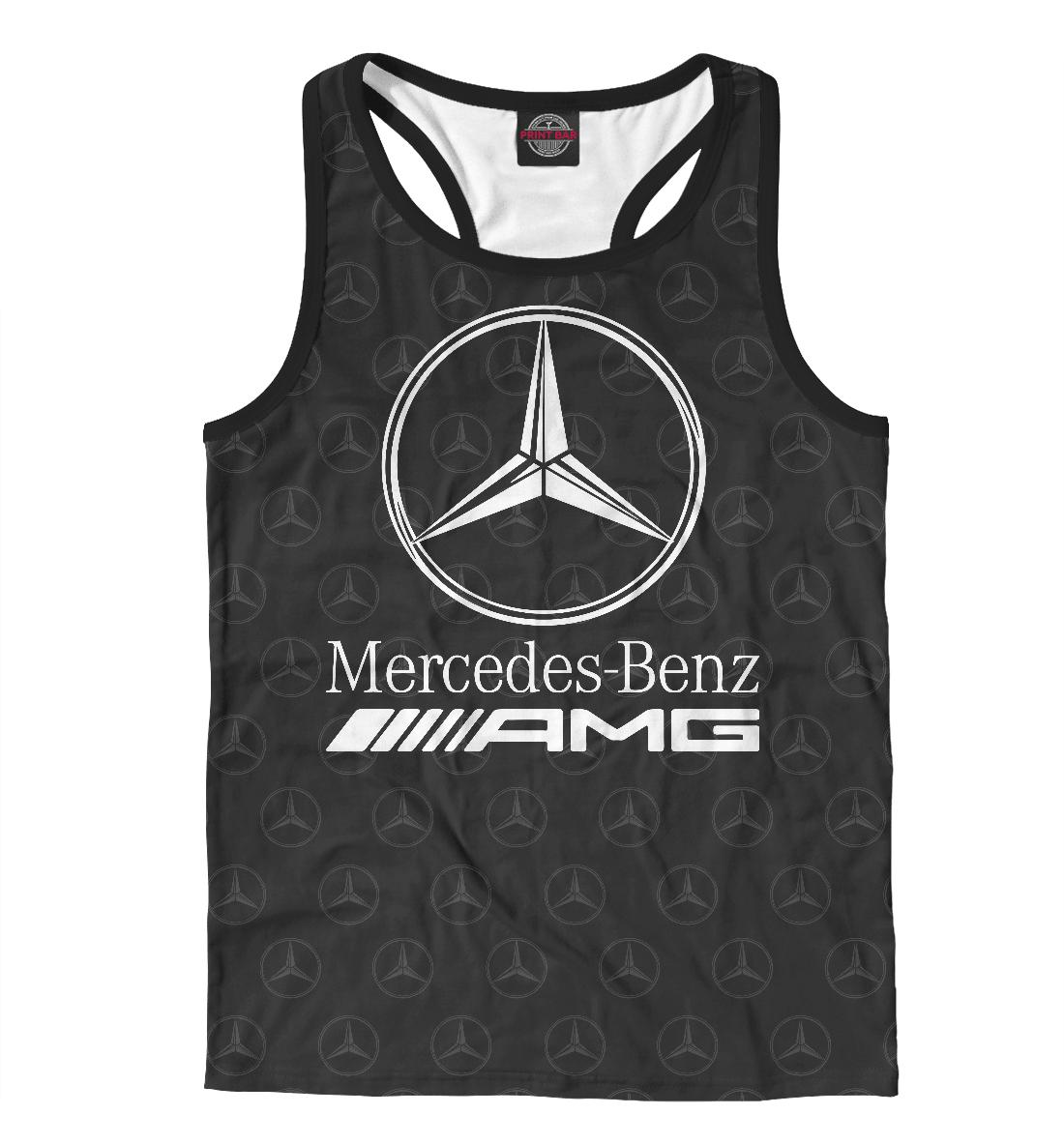 Купить Mercedes-Benz AMG Premium, Printbar, Майки борцовки, MER-425413-mayb-2