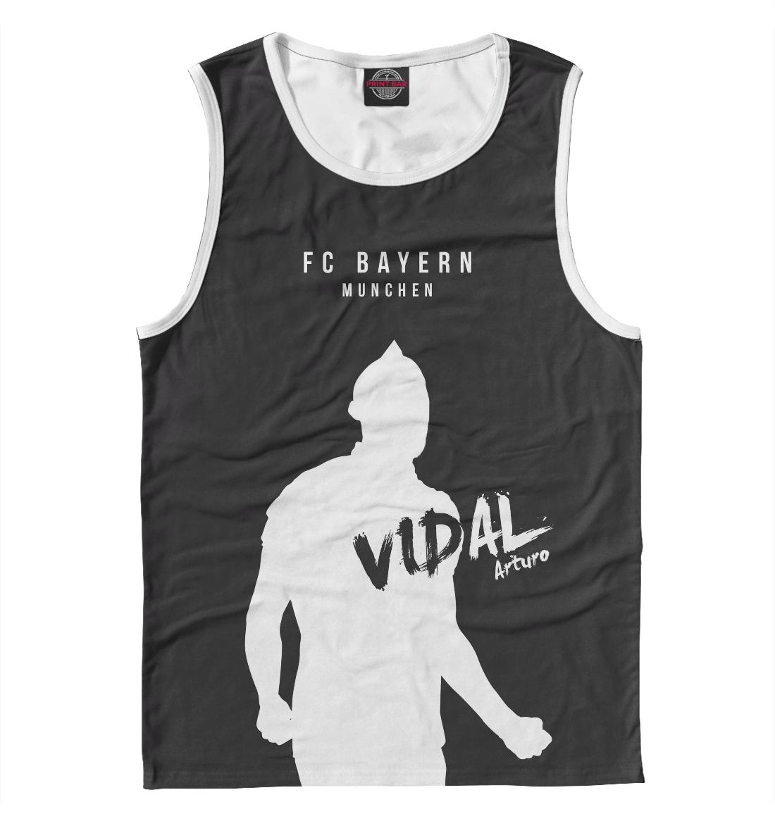 Купить Vidal, Printbar, Майки, BAY-602526-may-2