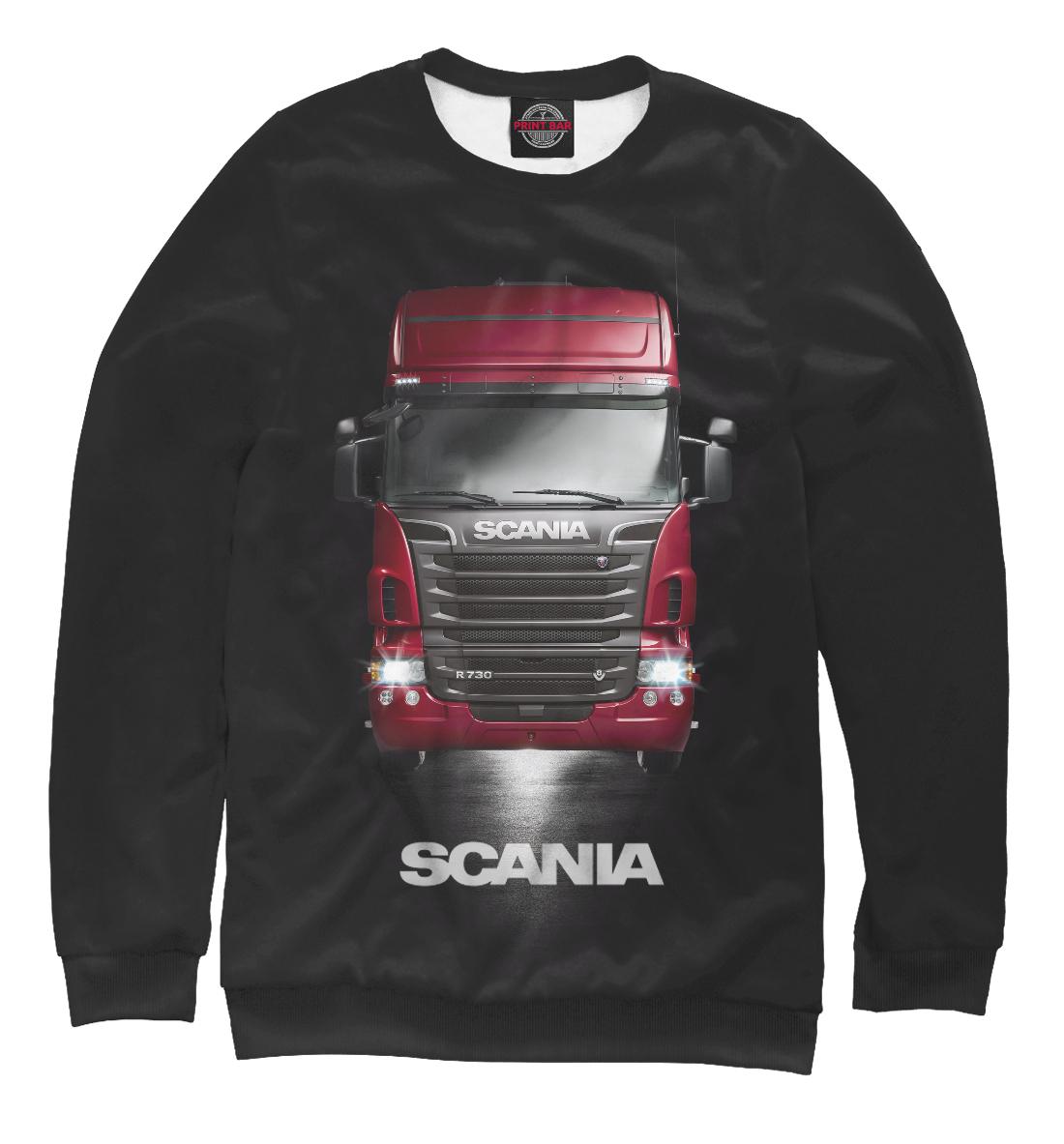 Купить Scania, Printbar, Свитшоты, GRZ-196237-swi-2