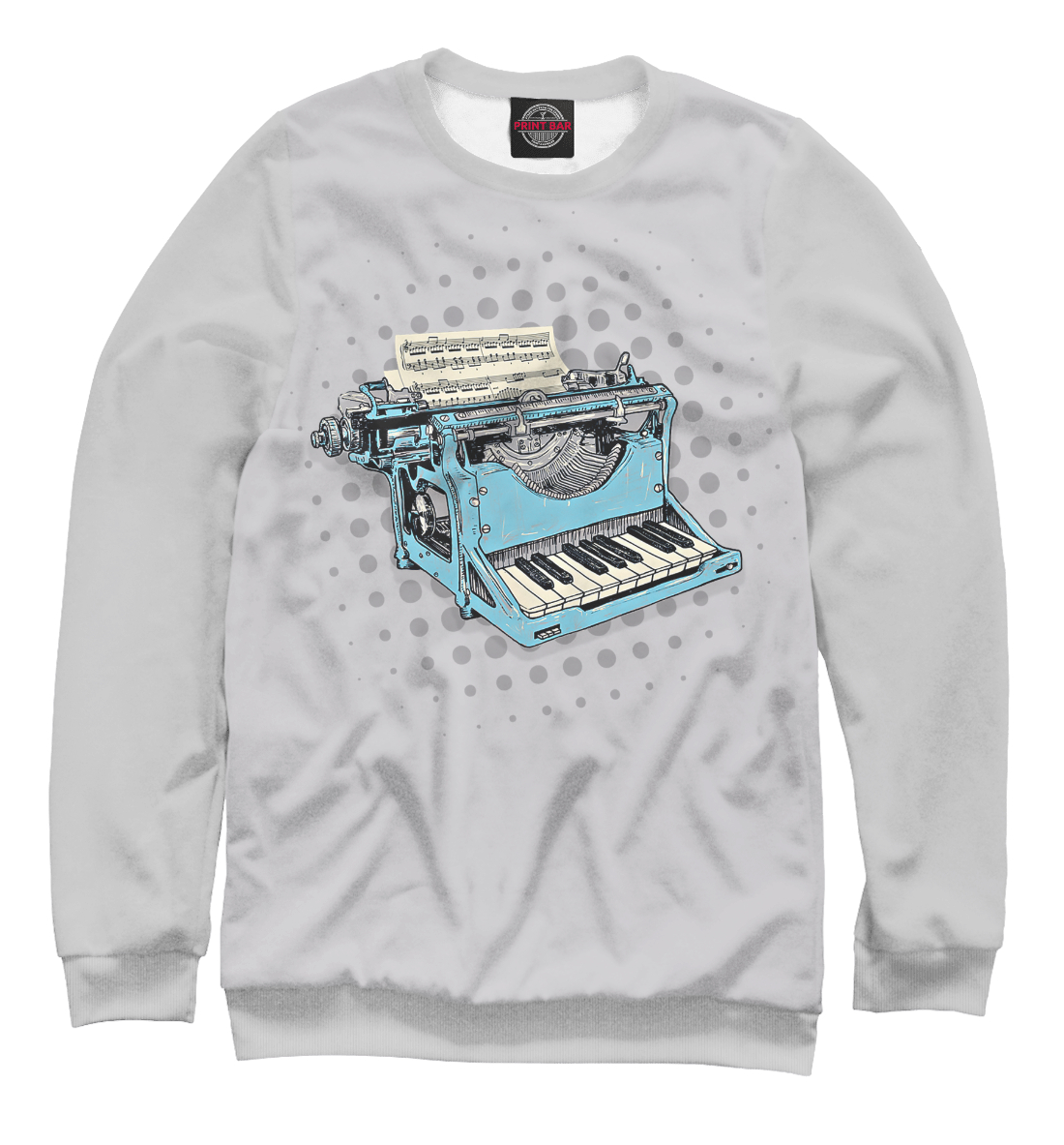 Piano Typewriter