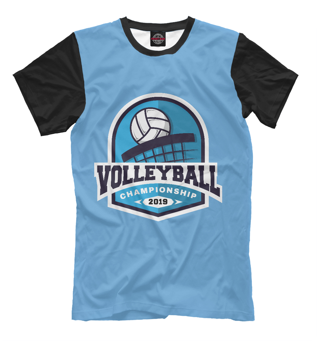 Купить Volleyball, Printbar, Футболки, VLB-862792-fut-2