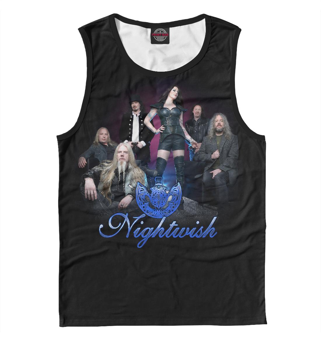 Купить Nightwish, Printbar, Майки, NTH-865150-may-2
