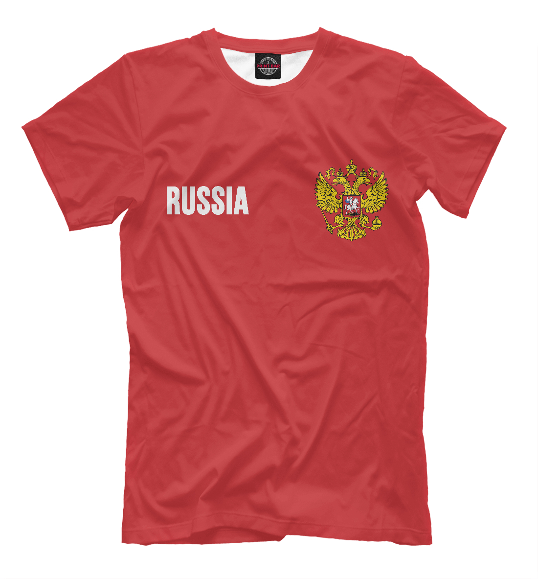 Купить Russia Герб, Printbar, Футболки, SRF-566176-fut-2