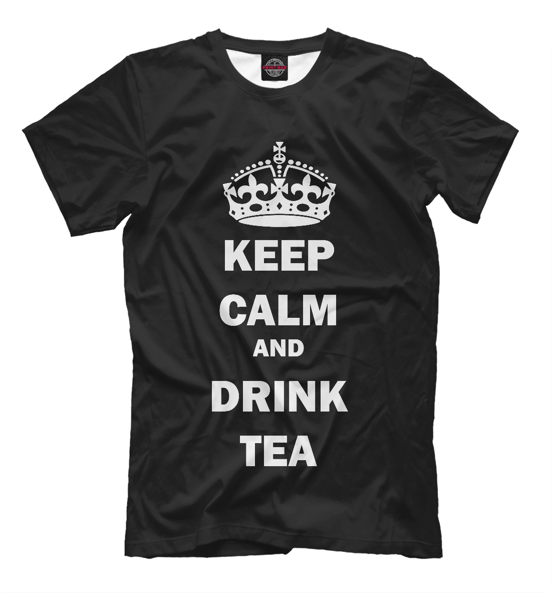 Keep kalm and drink tea