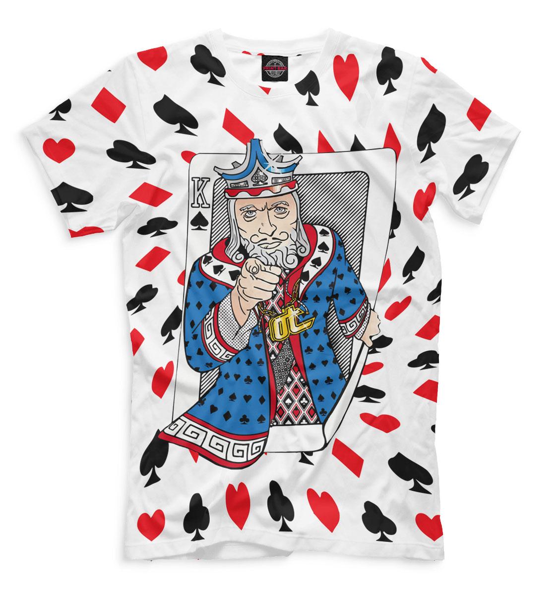 Купить Покер, Printbar, Футболки, POK-203540-fut-2