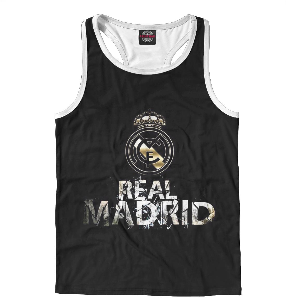 Купить FC Real Madrid, Printbar, Майки борцовки, REA-290050-mayb-2