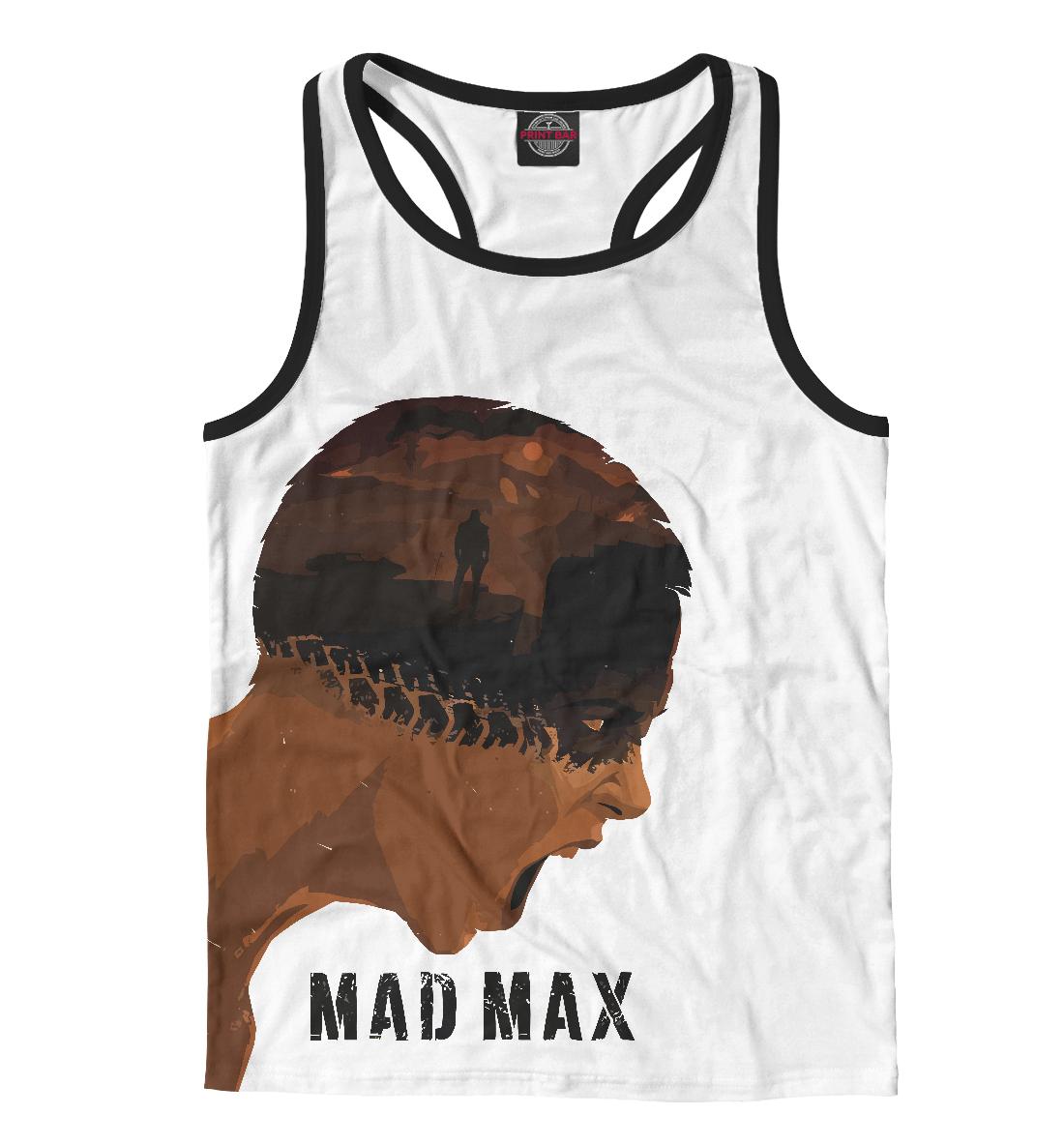 Купить Mad Max, Printbar, Майки борцовки, KNO-499365-mayb-2