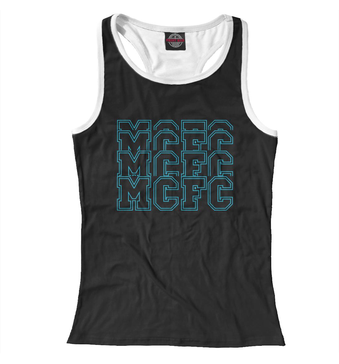 Купить MCFC, Printbar, Майки борцовки, MNC-229723-mayb-1