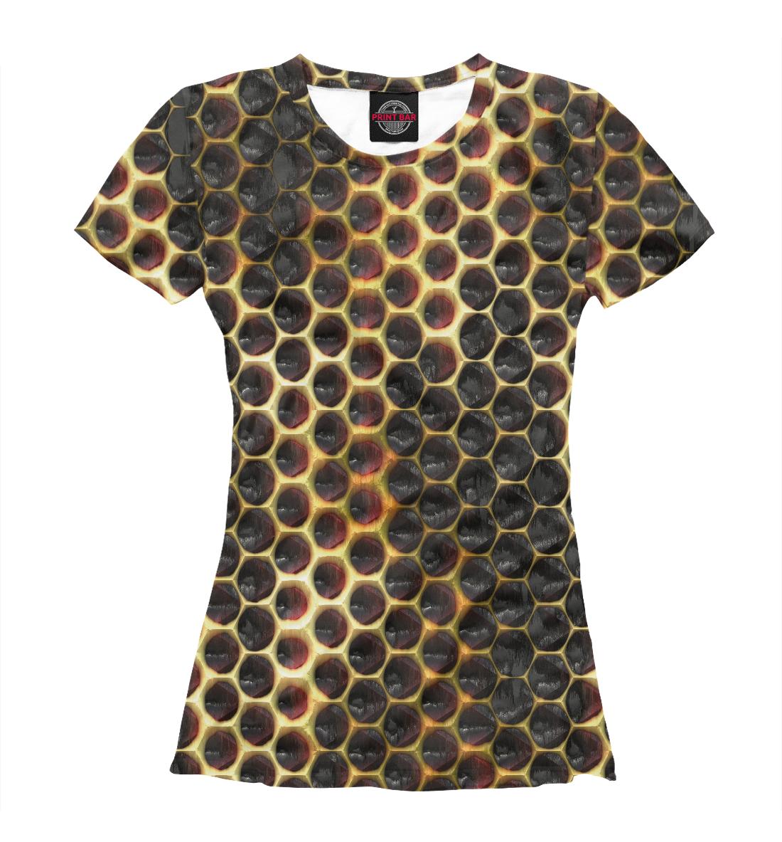 Купить Сладкая одежда из пчелиных сот, Printbar, Футболки, EDA-545526-fut-1