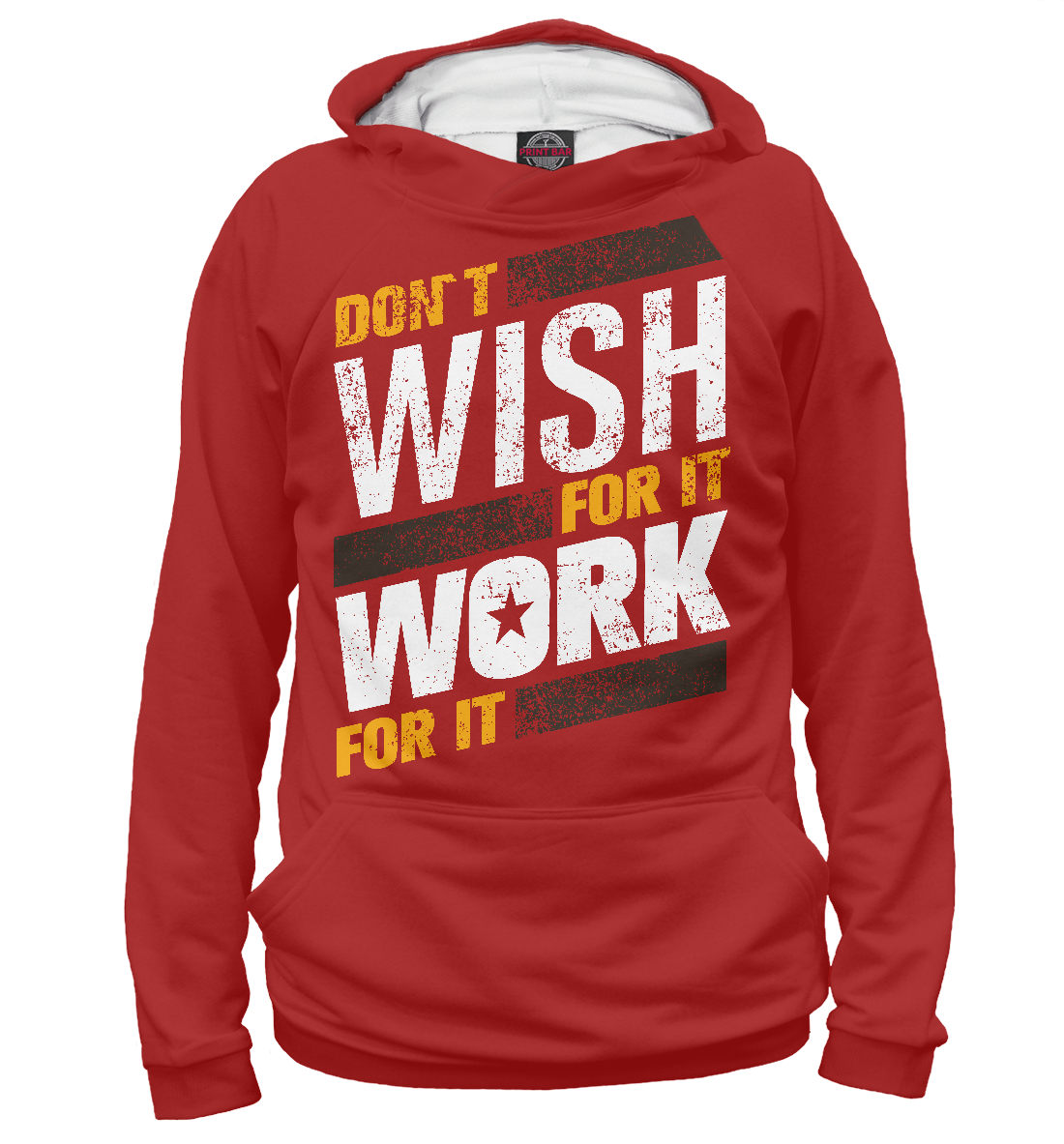 Dont wish for it work