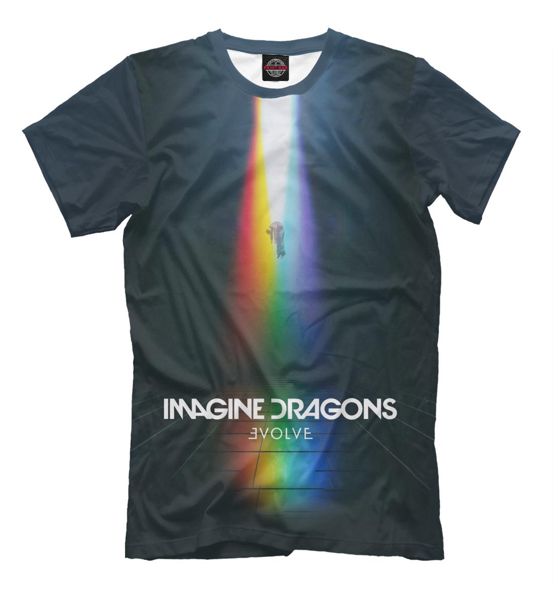 Купить Imagine Dragons, Printbar, Футболки, IMA-417104-fut-2