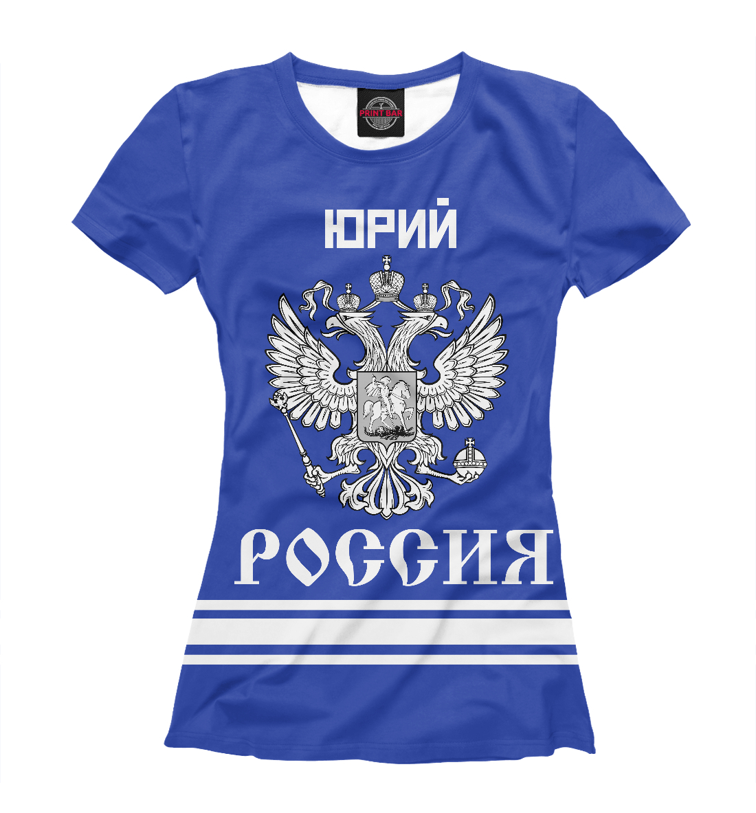 Купить ЮРИЙ sport russia collection, Printbar, Футболки, YUR-867830-fut-1
