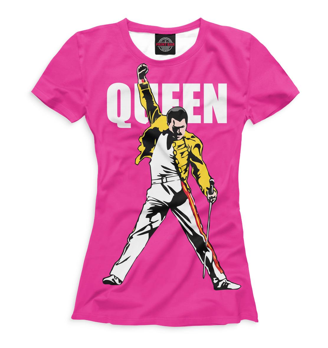 Купить Queen, Printbar, Футболки, QUE-133233-fut-1