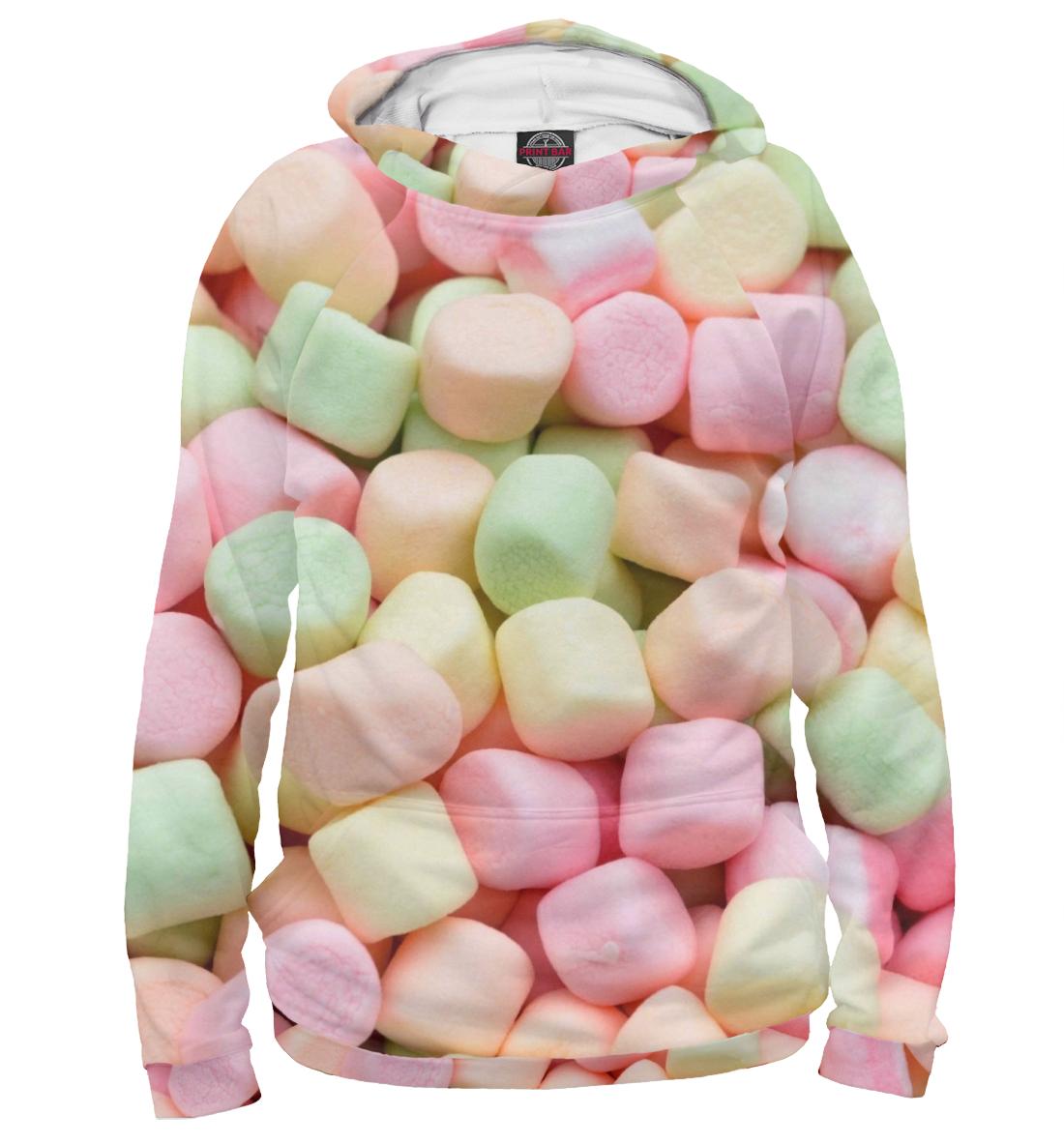 Купить Разноцветный зефир, Printbar, Худи, EDA-504668-hud-2