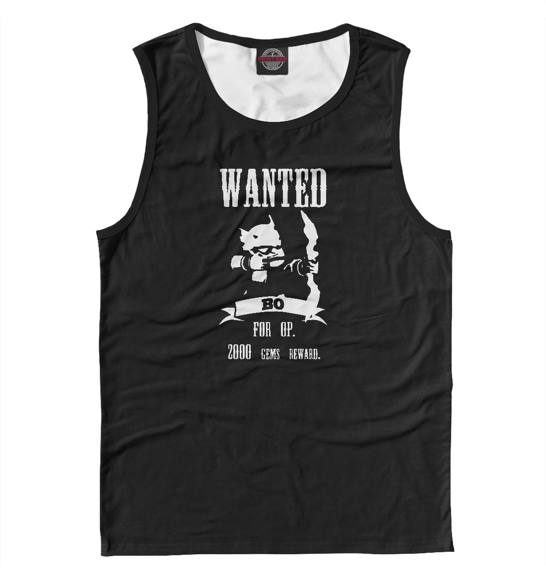 Wanted Bo