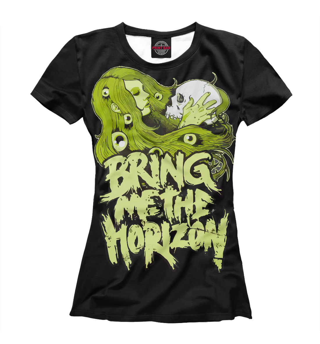 Купить Bring Me the Horizon, Printbar, Футболки, BRI-799231-fut-1