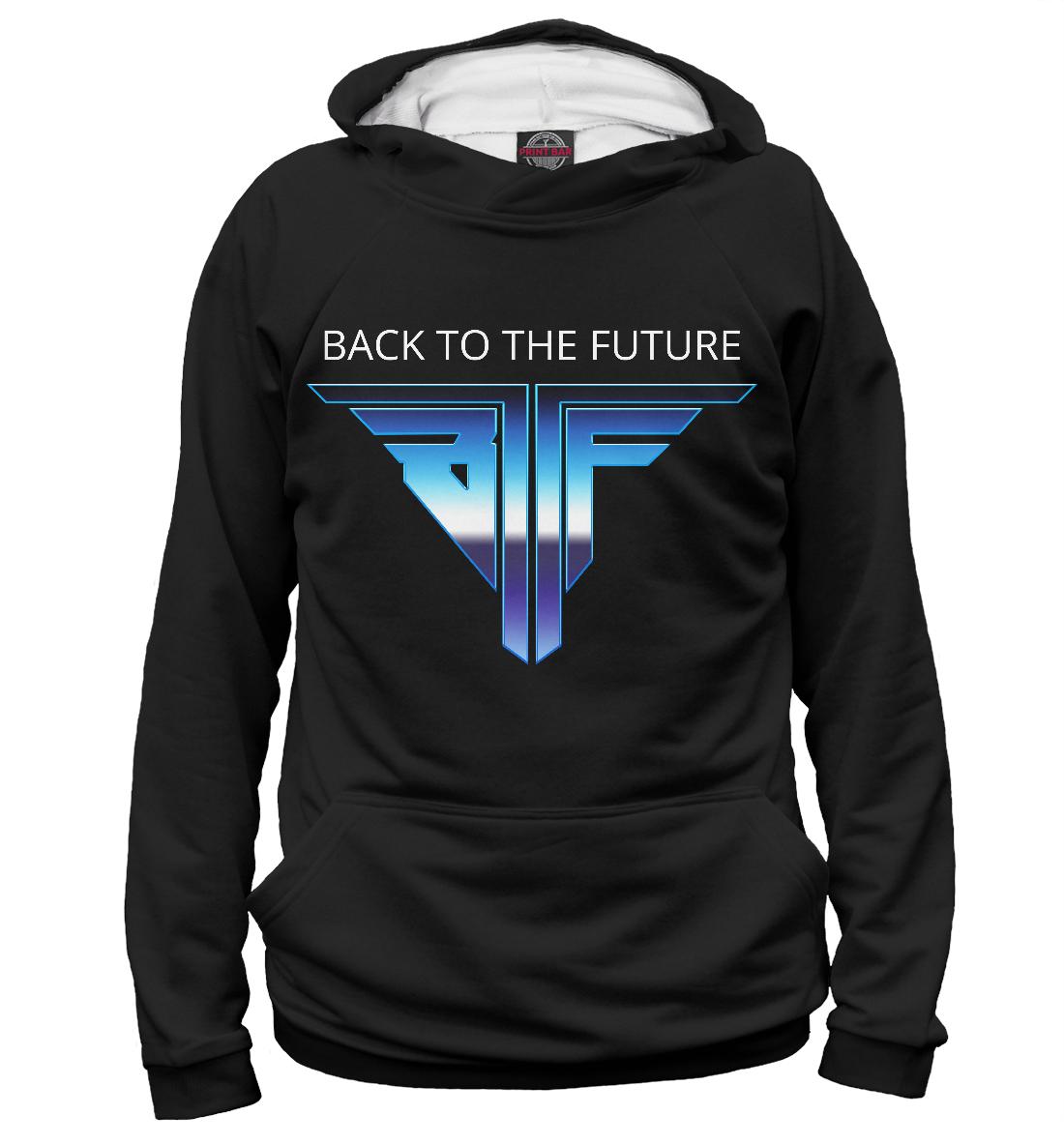 Купить Назад в будущее, Printbar, Худи, KNO-785881-hud-2