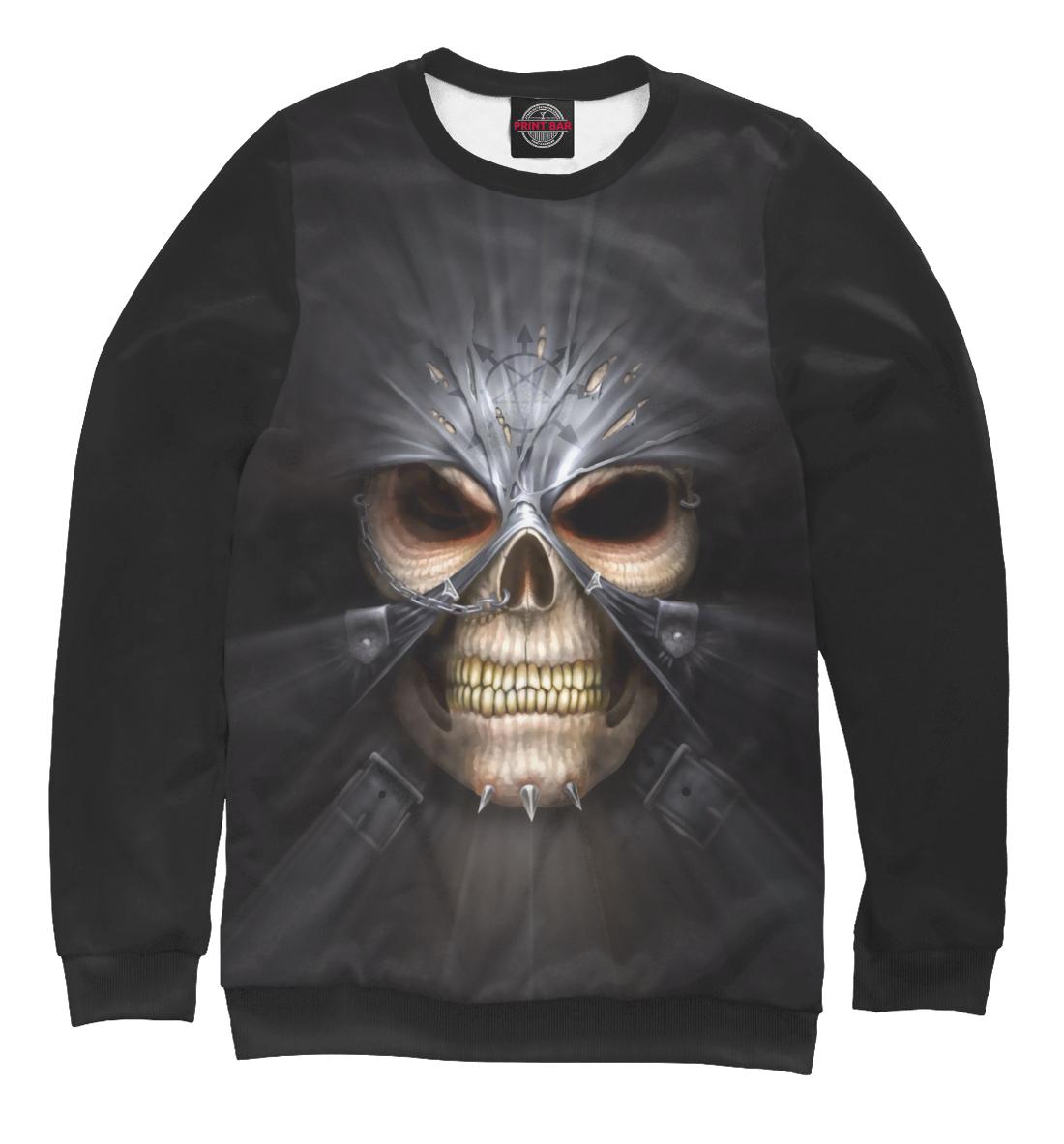 Купить Скелет в маске, Printbar, Свитшоты, APD-309000-swi-2