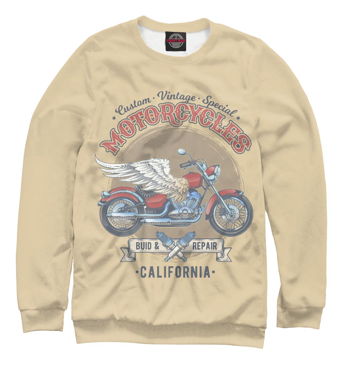 Vintage Motorcycles лонгслив printio vintage motorcycles bmw twin
