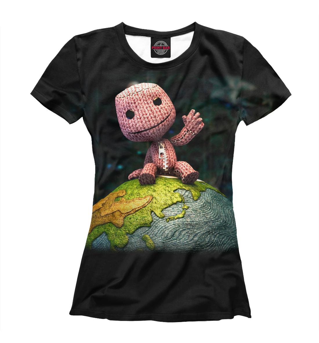 Купить Little Big Planet, Printbar, Футболки, RPG-509730-fut-1