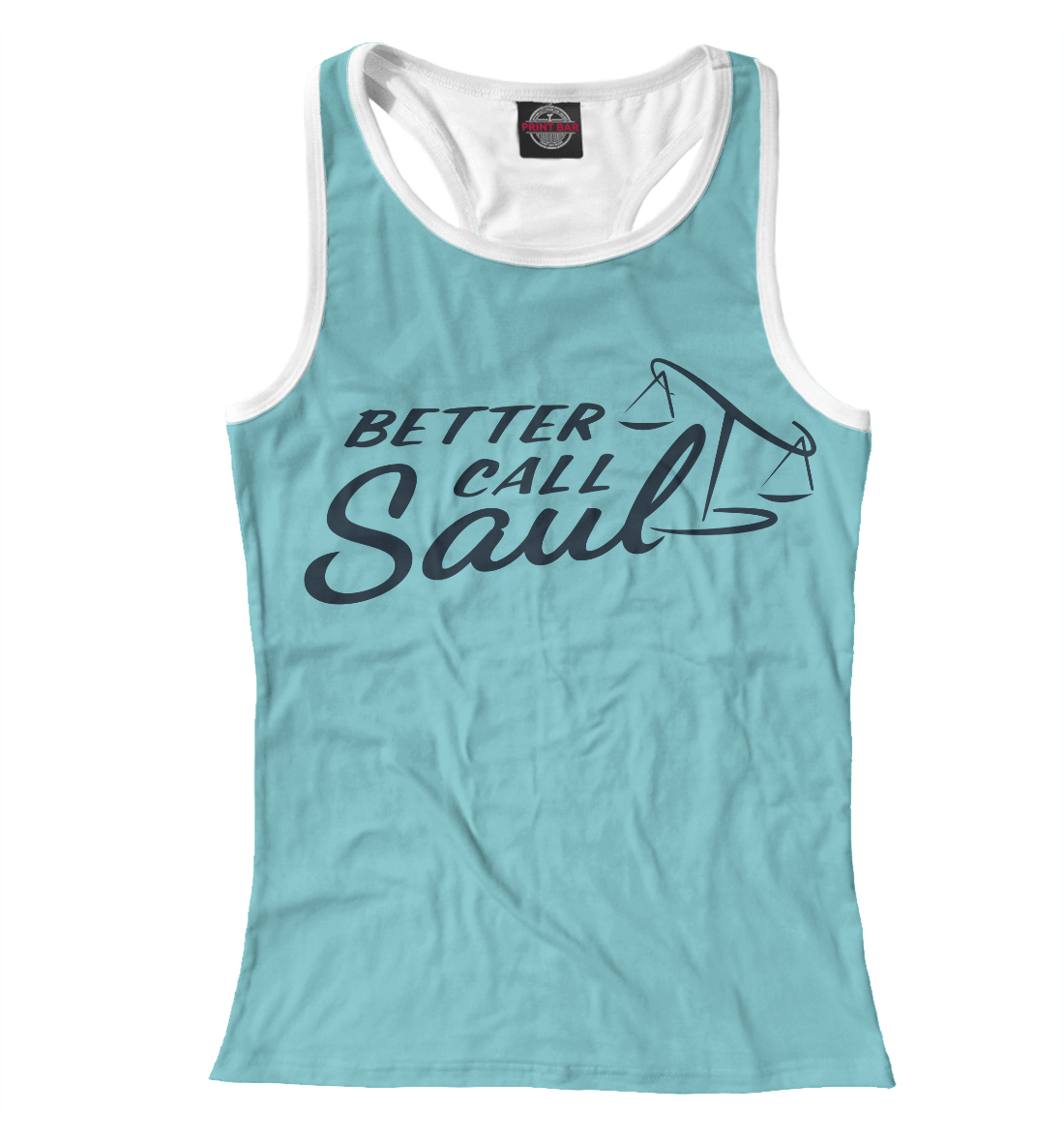 Купить Better Call Saul, Printbar, Майки борцовки, SOT-546972-mayb-1