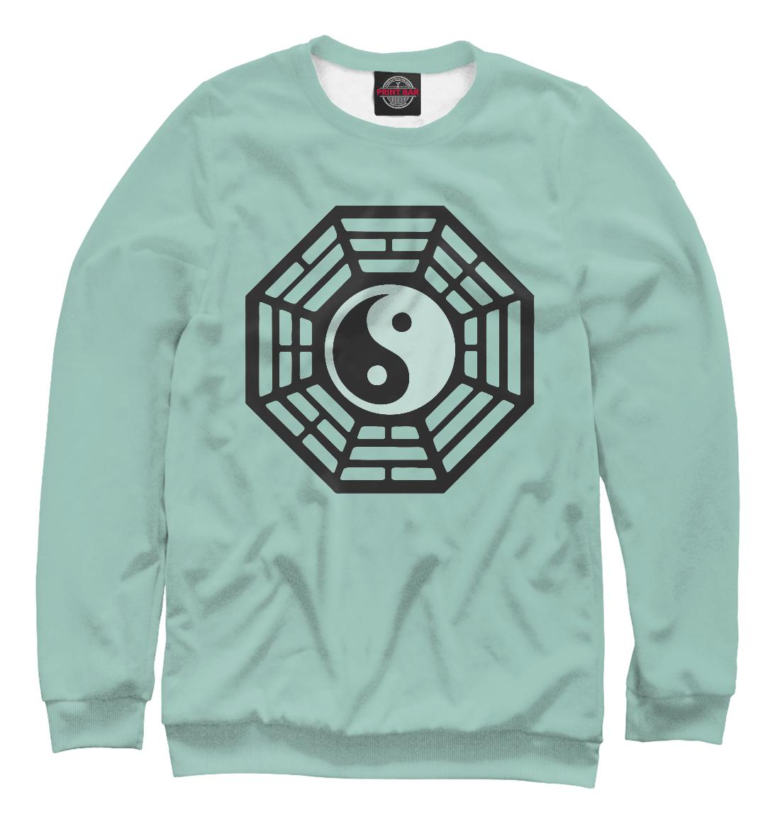 Купить Lost - Dharma Initiative (Blue), Printbar, Свитшоты, APD-420461-swi-1