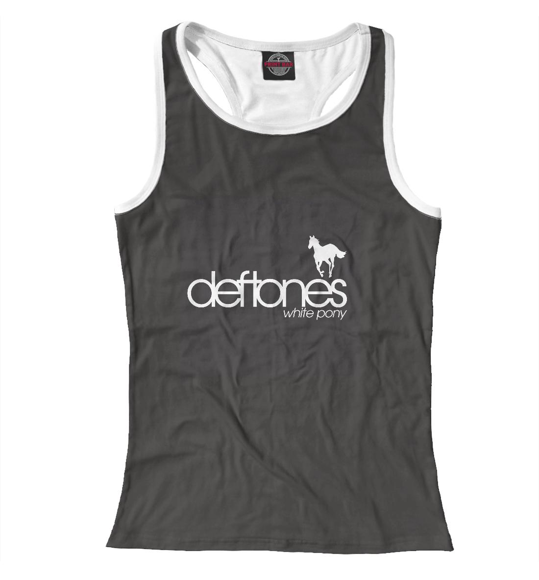 Купить Deftones, Printbar, Майки борцовки, DFT-784702-mayb-1