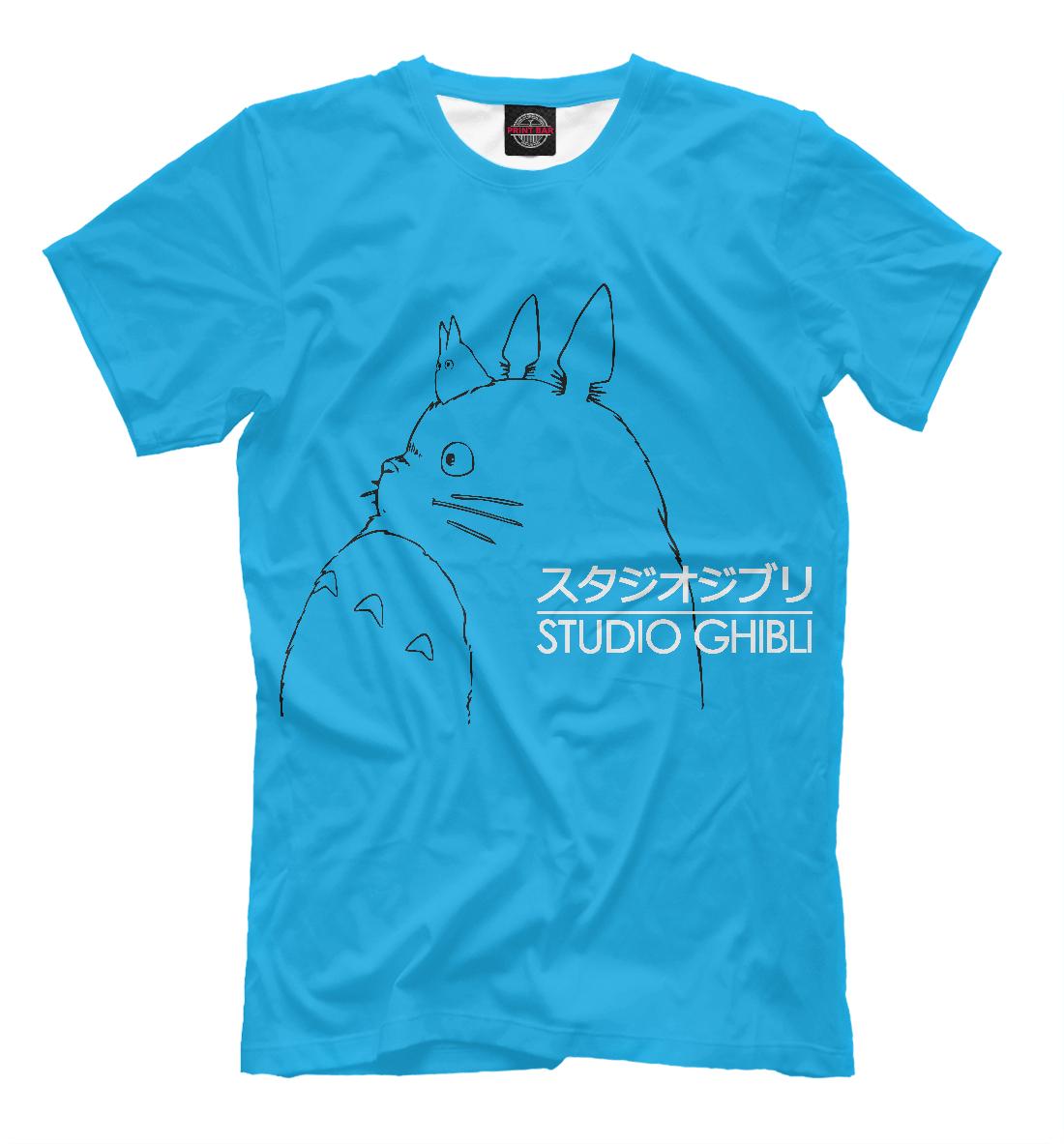 Купить Studio Ghibli, Printbar, Футболки, SGH-613802-fut-2