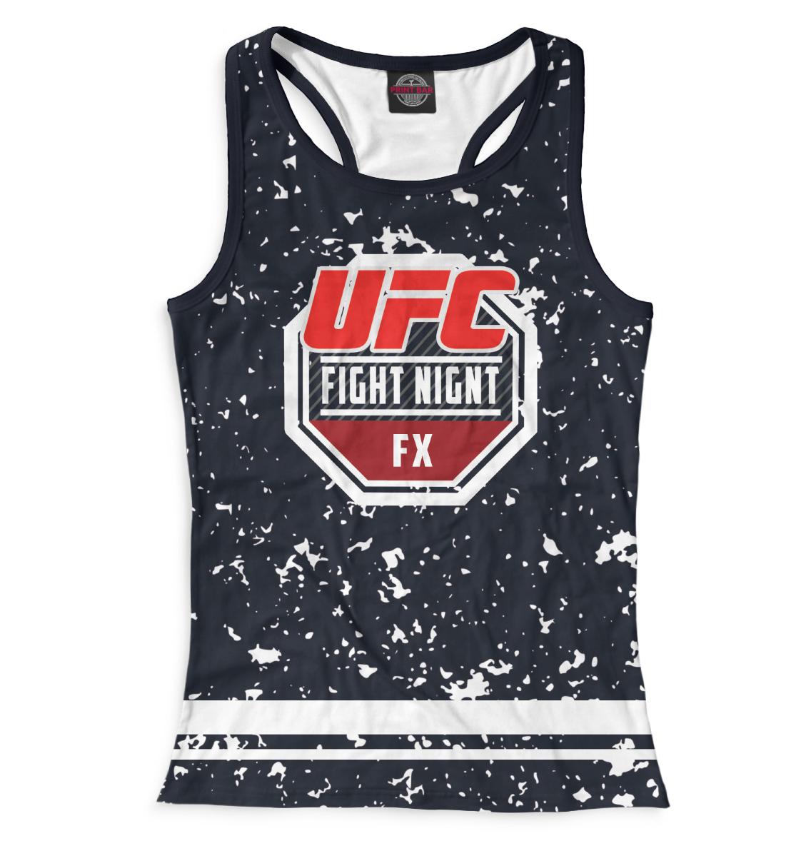 Купить UFC Fight Night, Printbar, Майки борцовки, MNU-848565-mayb-1