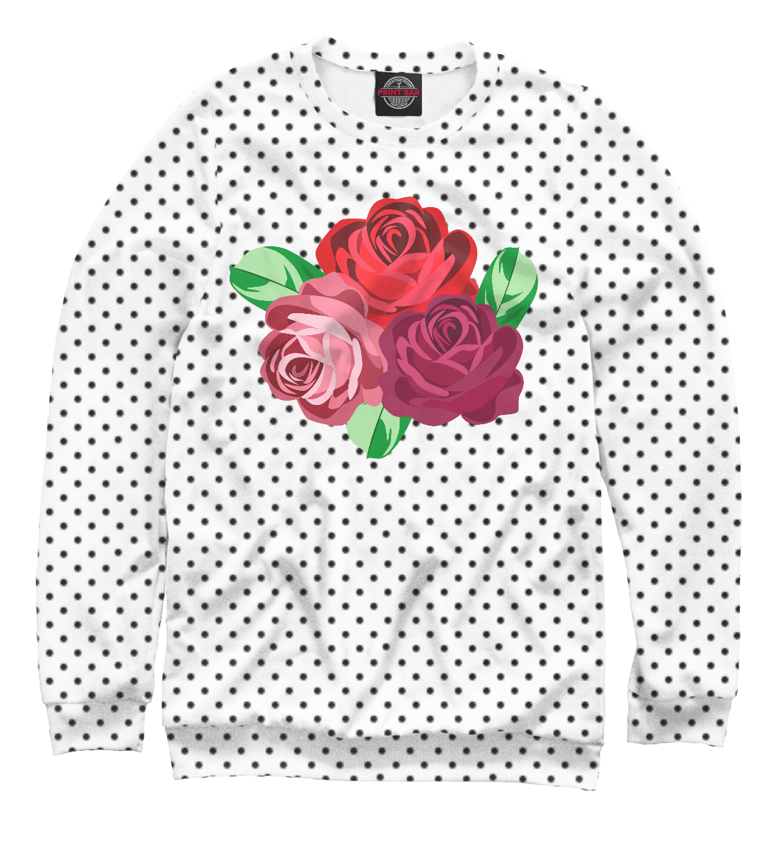 Roses and dot