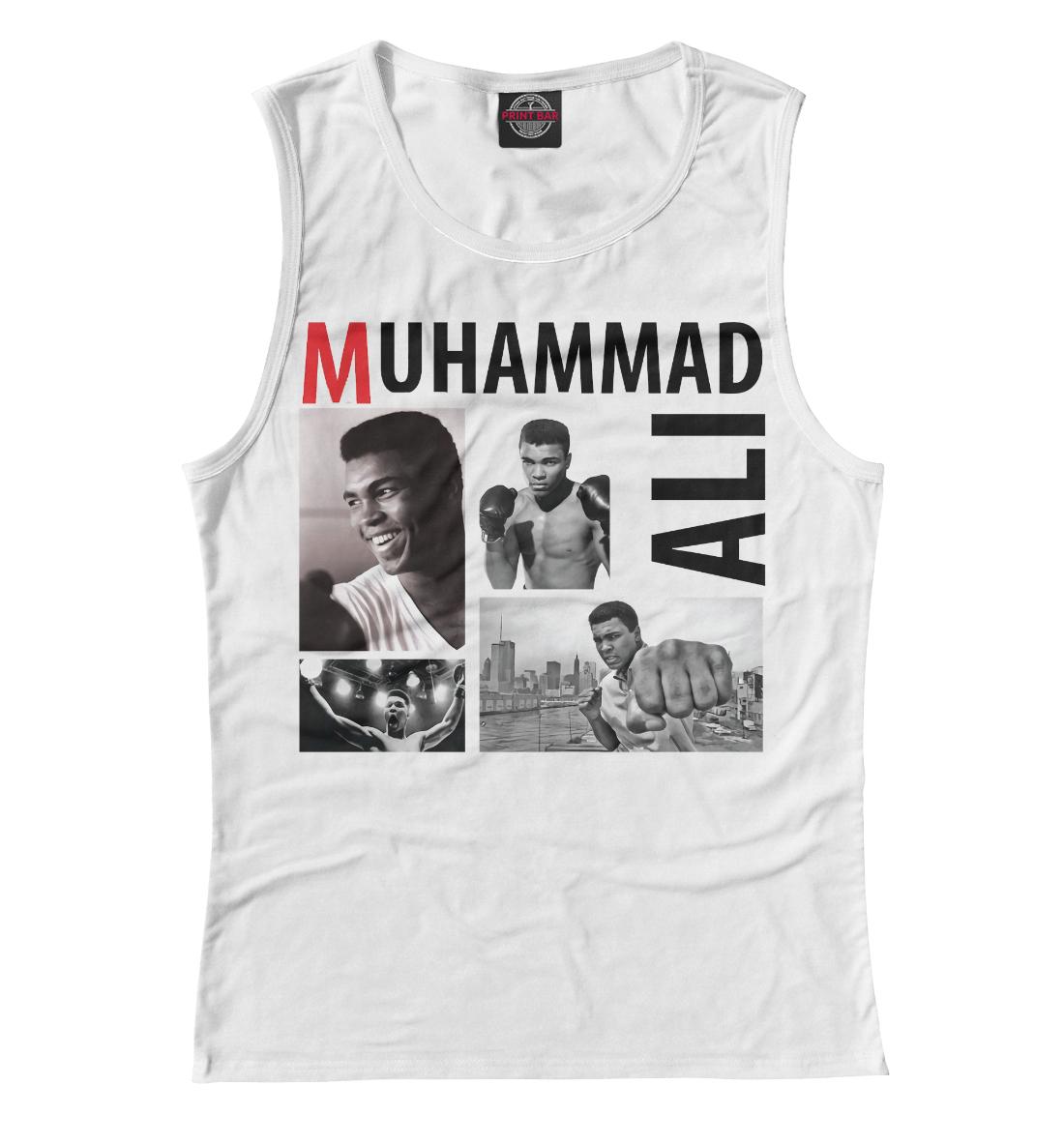 Купить Мухаммед Али, Printbar, Майки, ALI-416851-may-1
