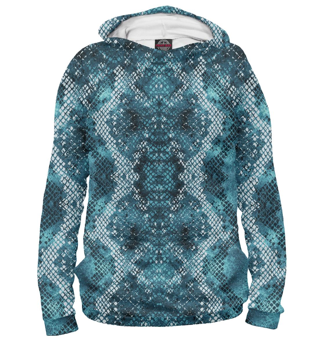 Купить Piton blue, Printbar, Худи, OKR-903131-hud-2