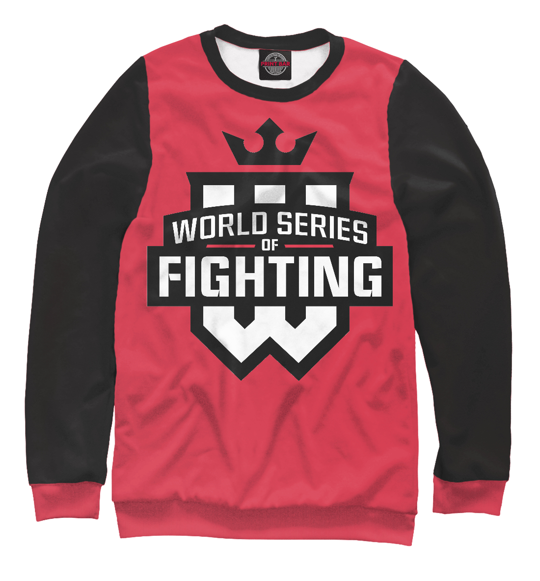 Купить WSOF: World Series Of Fighting, Printbar, Свитшоты, MNU-671710-swi-2