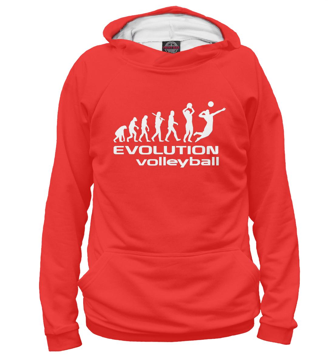 Evolution (volleyball), Printbar, Худи, VLB-532402-hud-1  - купить со скидкой