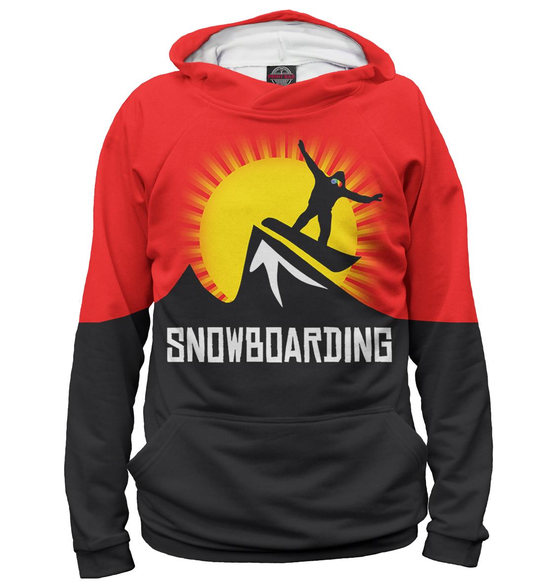 Купить Сноубординг, Printbar, Худи, SNW-549568-hud-1