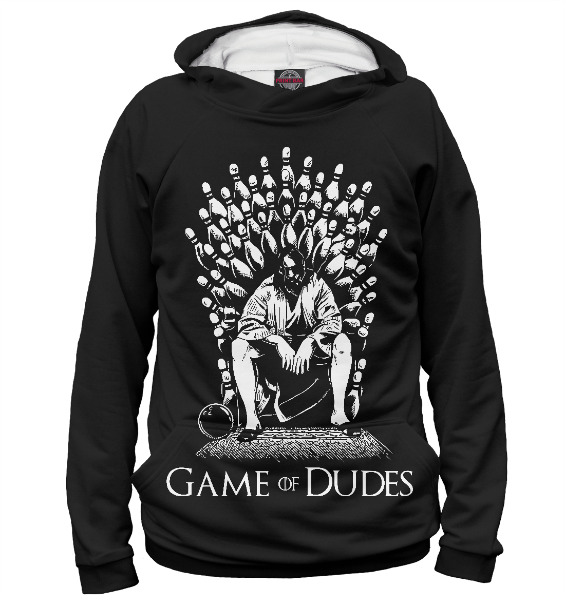 Game of Dudes
