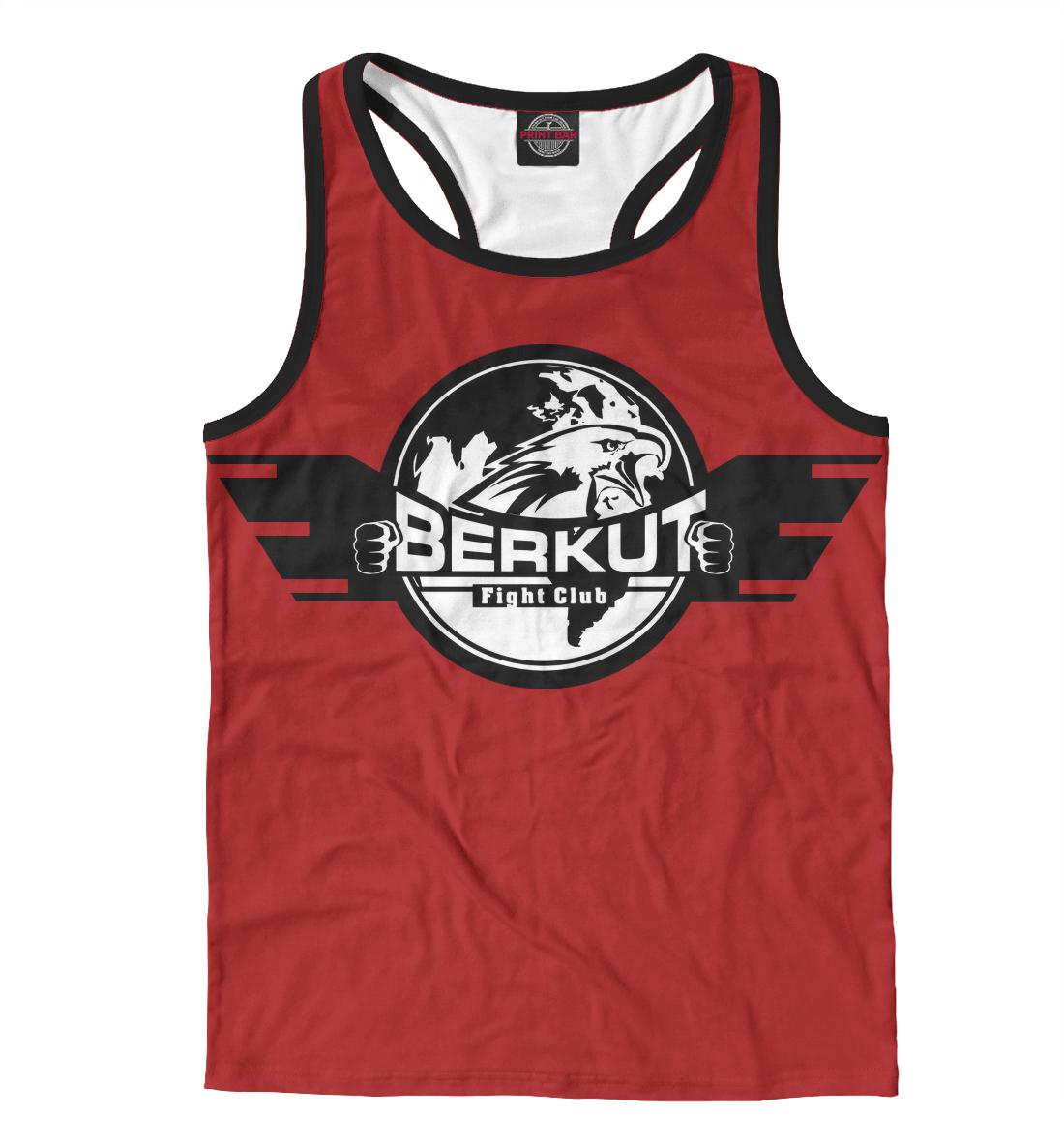 Купить Berkut mma red, Printbar, Майки борцовки, MNU-533797-mayb-2