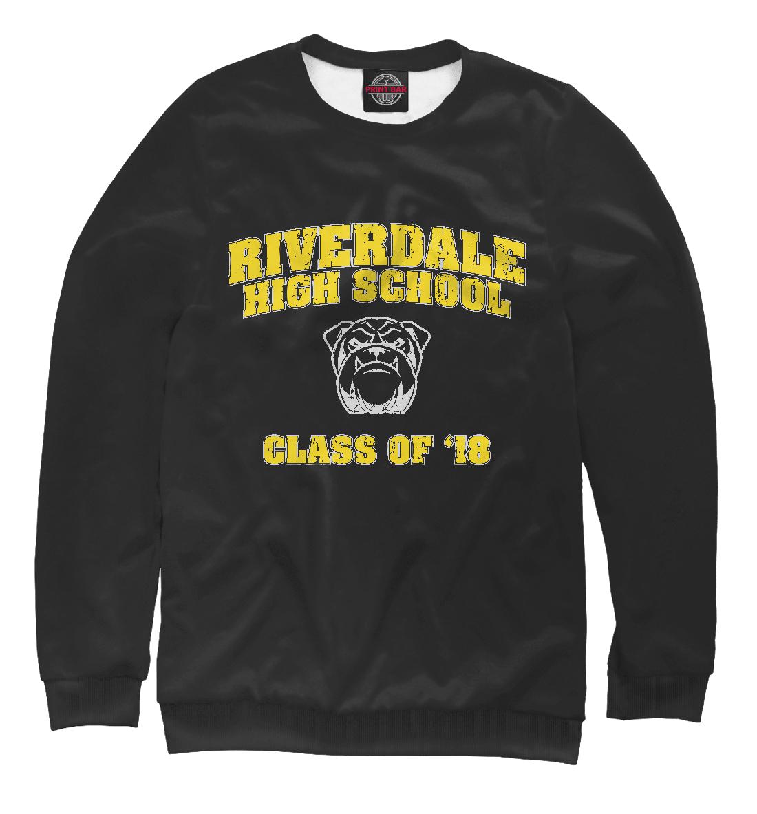Купить Школа Ривердейл, Printbar, Свитшоты, RVD-327917-swi-2