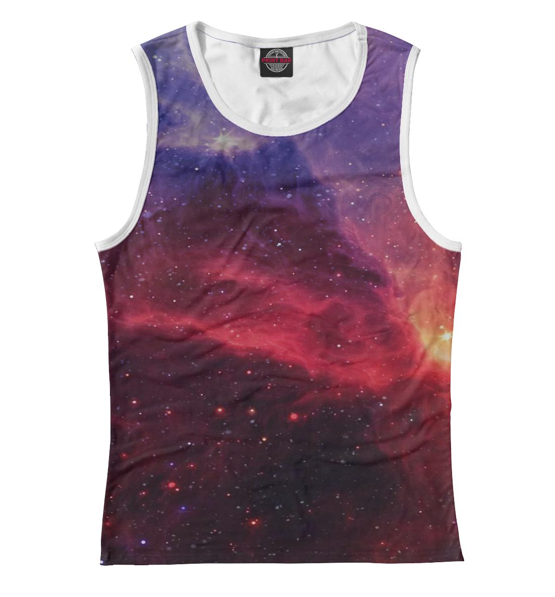 Купить Космический свет, Printbar, Майки, APD-104651-may-1