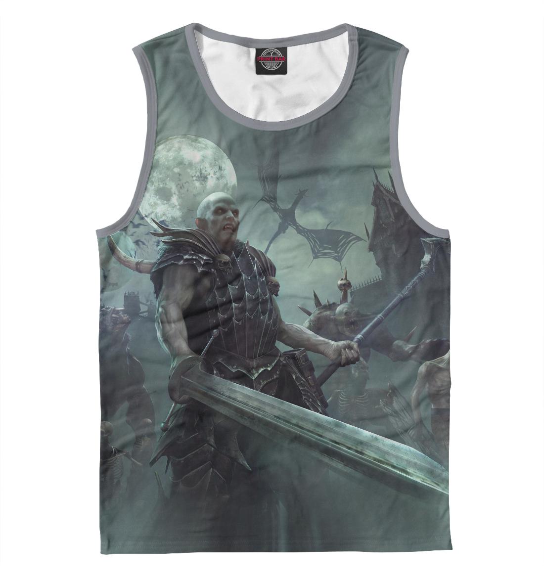 Купить Warhammer. Вампир, Printbar, Майки, WHR-417575-may-2