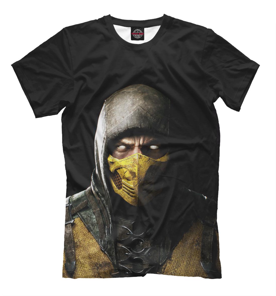 Купить Mortal Kombat, Printbar, Футболки, MKB-524800-fut-2