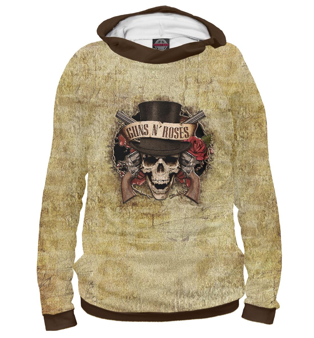 Купить Guns N' Roses, Printbar, Худи, GNR-497085-hud-2